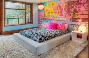 ულამაზესი ოთახები  გოგონებისთვის – 60 საოცარი იდეა