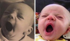მათ  დნმ-ის ტესტი არ სჭირდებათ-სხვადასხვა თაობის საოცარი მსგავსება