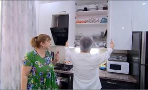 მადონა კოიძის სამზარეულო შეამოწმეს - რა პირობებია მთავარი კონტროლიორის ოჯახში?