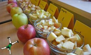 როდის და რომელი ჯიშის ვაშლი უნდა მიირთვათ?! -სასარგებლო რჩევები