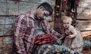 დედამ საკუთარი შვილი სისხლისმსმელ ზომბად აქცია