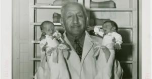 დღენაკლული ჩვილების გამოფენა და თვითმარქვია ექიმი,რომელმაც ათასობით ბავშვი გადაარჩინა