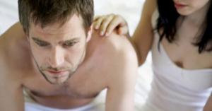 რატომ ვერ იღებენ სექსისგან სიამოვნებას კაცები