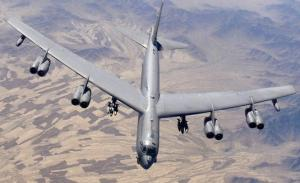 """ამერიკული """"B-52""""-ი ბომბდამშენების ჯგუფმა ევროპა დატოვა"""