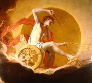 ჰელიოსი - მზის ღმერთი და კოლხური სამეფო მოდგმის ფუძემდებელი