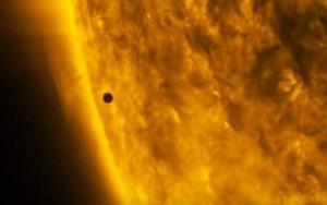 დღეს იშვიათი ასტრონომიული მოვლენა მოხდება-  მერკური მზის დისკზე გაივლის  (ვიდეო)