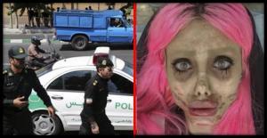 """""""ირანელი ჯოლი"""" საკუთარი ფოტოების გამო დააპატიმრეს, მას ბრალი მკრეხელობაში ედება"""