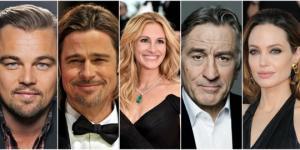 მსახიობები, რომლებიც პირადი ჰიგიენის ნივთებისგან შორს არიან.
