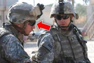 აი, რატომ ატარებენ ამერიკელი სამხედროები ამ შავ სათვალეებს