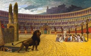 ქრისტიანობის ყველაზე სასტიკი მტერი განდიდების მანიით შეპყრობილი იმპერატორი იყო