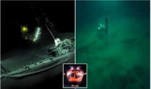 შავი ზღვის მარადიული ცხოვრების საიდუმლოებით არქეოლოგები შოკში არიან