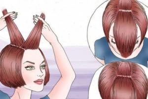 თმის მოვლის ხრიკები, რომლებიც ყველა ქალს გამოადგება