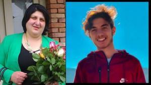 ავარიით დაღუპული 16 წლის ბიჭის სკოლის პედაგოგის ემოციური მიმართვა