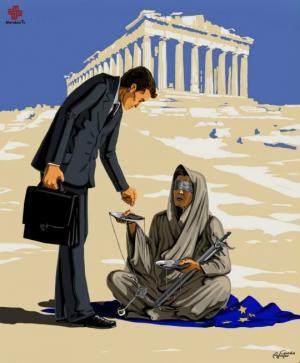 უსამართლობა 13 ქვეყანაში - ილუსტრატორი მწარე რეალობას გვიჩვენებს