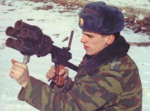ჩეჩნების მიერ რუსეთთან ომის პერიოდში შექმნილი უნიკალური იარაღი, რომელიც ძალიან ეფექტურიც იყო
