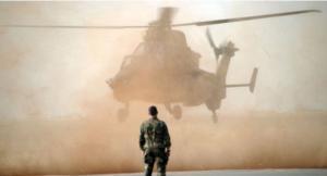 ვერტმფრენის შეჯახების დროს 13 ფრანგი ჯარისკაცი დაიღუპა