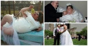 """""""თვალისმომჭრელი"""" პატარძლების ფოტოები, რომლებზეც ბევრს იცინებთ  (ფოტოები)"""