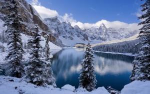 არნახული ადგილები ზამთარში