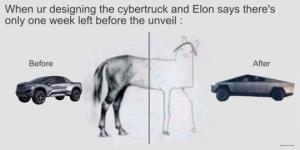 Tesla -ს ახალი ფუტურისტული დაჯავშნული პიკაპი Cybertruck-ი დაცინვის ობიექტი  გახდა