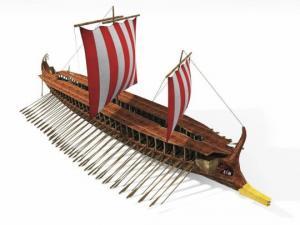 არგო - გემი, რომლითაც არგონავტები კოლხეთში შემოვიდნენ