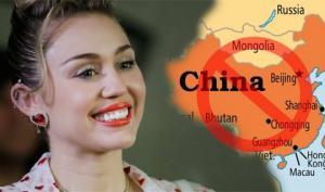 ჩინეთში აკრძალული  ვარსკვლავები (TOP – 5)