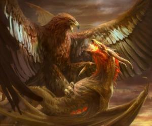 არწივი მითოლოგიაში