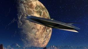 (ვიდეო) ნასამ მთვარეზე უცხოპლანეტელთა ხომალდი აღმოაჩინა