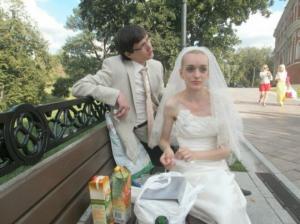 ქორწილის დღე, ერთერთი ყველაზე ღირსშესანიშნავი დღე ადამიანის ცხოვრებაში ანუ რუსული ქორწილის თავისებურებანი