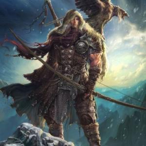 თერგაული - ქართული მითოლოგია
