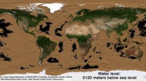 შთამბეჭდავი ვიდეო: იაპონელმა მეცნიერმა პლანეტის ვიზუალური აღსასრული 51 წამიან ვიდეორგოლში ჩატია