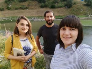 ინტერვიუ ფათიჰ მეიდან ცვარიძესთან - ერთადერთი მასწავლებელი თურქეთის რესპუბლიკაში, რომელიც ქართულს ასწავლის (ვიდეო)