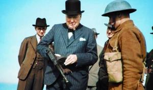 ფოტო, რომელსაც II მსოფლიო ომის დროს დაპირისპირებული მხარეები პროპაგანდისთვის იყენებდნენ