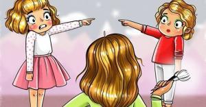 რას ნიშნავს დედმამიშვილობა - სახალისო კომიქსები