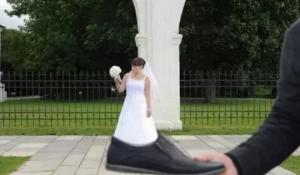 საქორწინო სურათები, რომლებიც უმჯობესია არავინ ნახოს