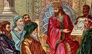 ათასწლეულის  ყველაზე ბრძნული გამონათქვამი მეფე სოლომონისგან