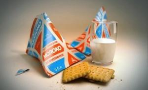 რატომ იყიდებოდა საბჭოთა კავშირში რძე სამკუთხა პაკეტში?