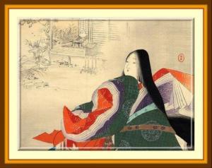 ჰეიანის პერიოდის იაპონელი ქალის როლი ლიტერატურაში