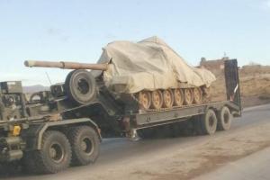 """ალჟირმა რუსული ტანკების """"Т-90СА"""" ახალი პარტია მიიღო კონტრაქტის შესაბამისად"""