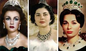 ირანის უკანასკნელი შაჰის 3 ქორწილი და 3 დედოფალი