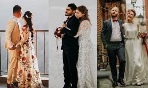 უცხოელი წყვილები, რომლებმაც საქარველოში იქორწინეს