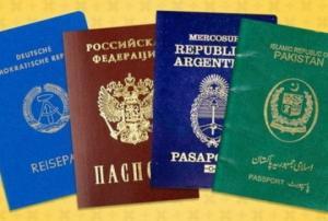 მსოფლიოში სულ 4 ფერის პასპორტი არსებობს, მაგრამ რატომ? დეტალები მართლაც  გაგაოცებთ!