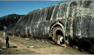 ინდოეთში აღმოაჩინეს ბირთვული ომისთვის აშენებული 2400 წლის უძველესი ბუნკერი და თავშესაფარი (ვიდეო)