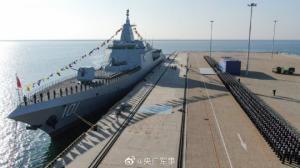 ჩინეთის არმია მსოფლიოში ყველაზე მძლავრი ხომალდით გაძლიერდა
