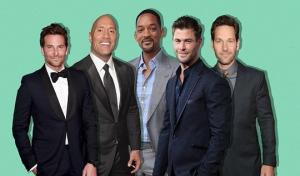 2019 წლის ყველაზე მაღალანაზღაურებადი კაცი მსახიობები