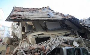 ვიდეო -თურქეთში მომხდარი საშინელი მიწისძვრის შედეგები