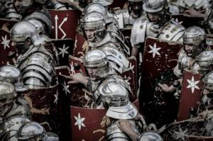 """რომის ლეგენდარული IX ესპანური ლეგიონი """"ჰისპანა"""""""