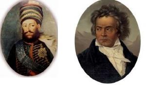 ბეთჰოვენმა მეცხრე სიმფონია  ერეკლე მეორეს მიუძღვნა?