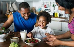 ჯანსაღი დიეტა და კვება აუცილებელია თქვენი პატარის ჯანმრთელობისთვის!