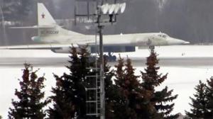 """რუსეთმა გამოაქვეყნა ღრმად მოდერნიზებული რაკეტმზიდი-ბომბდამშენის """"Ту-160М""""-ის პირველი აფრენის ვიდეო"""