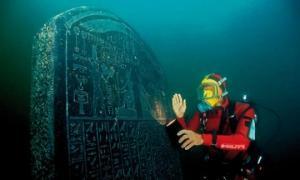 მზის შუქზე 1200 წლის შემდეგ: ზღვაში ჩაძირული ერთი უძველესი ქალაქის ისტორია